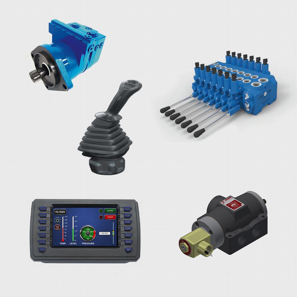 Electronic Controls-image