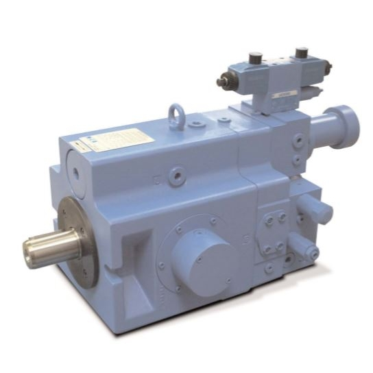Eaton Hydrokraft TVX Variable Piston Pump