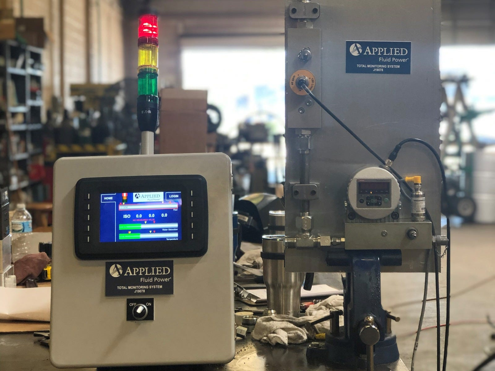 Create a Safer Machine with Integrated Sensors
