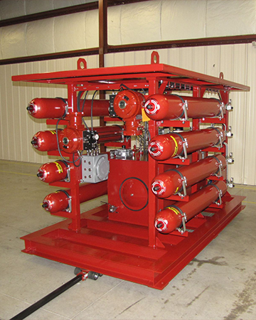 Custom Design and Manufacture of Hydraulic Power Units