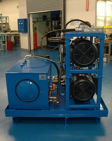 Custom Power Units